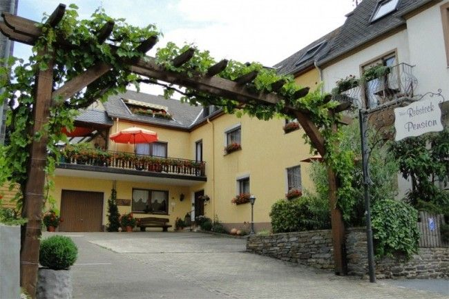 Pension - Haus Rebstock