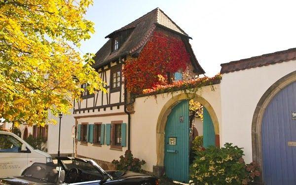 Historischer Winzerhof Ferienhaus