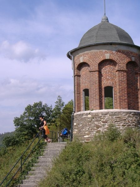 Collis Turm in Zell