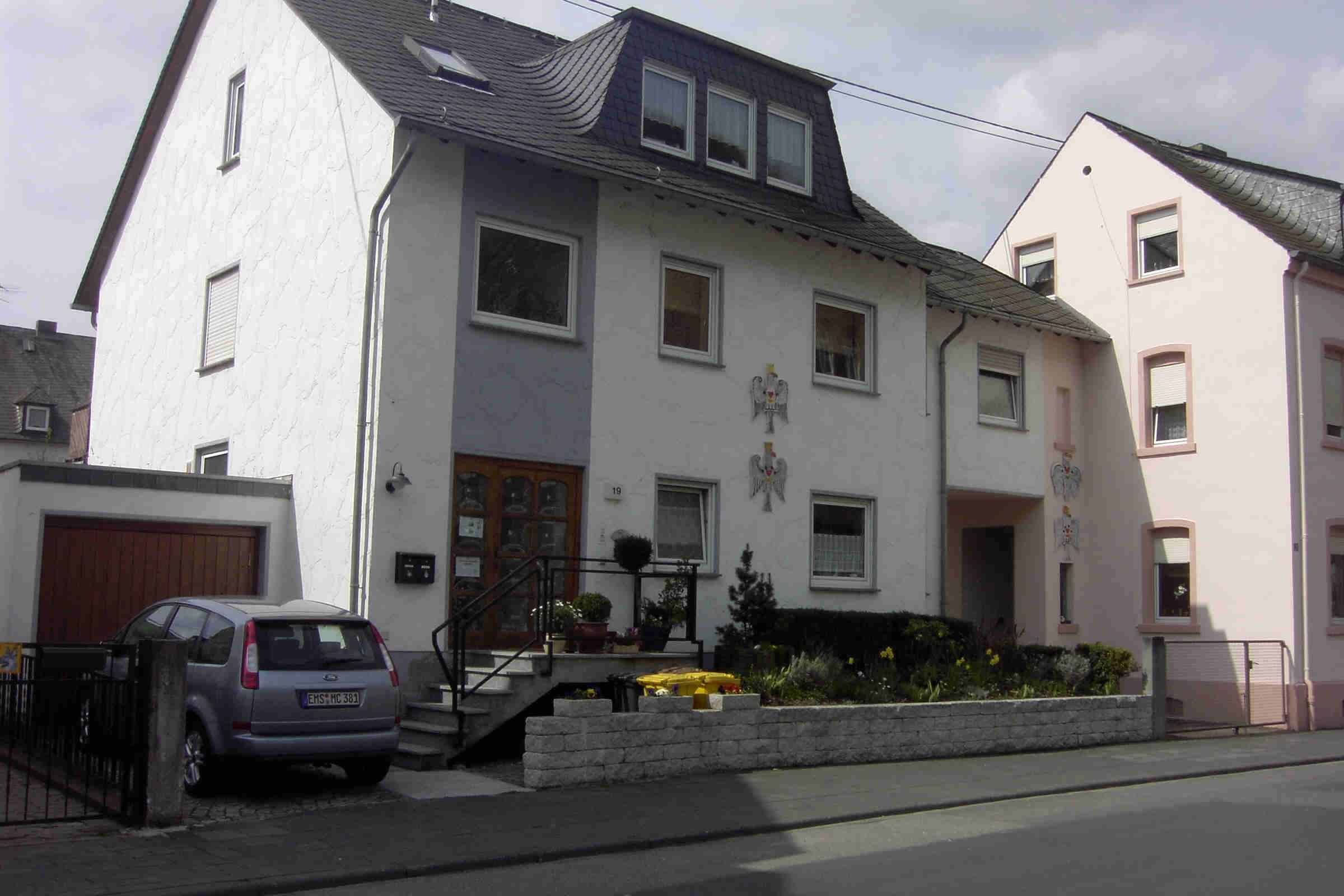 Ferienwohnungen, Ferienhäuser und Hotels in Braubach