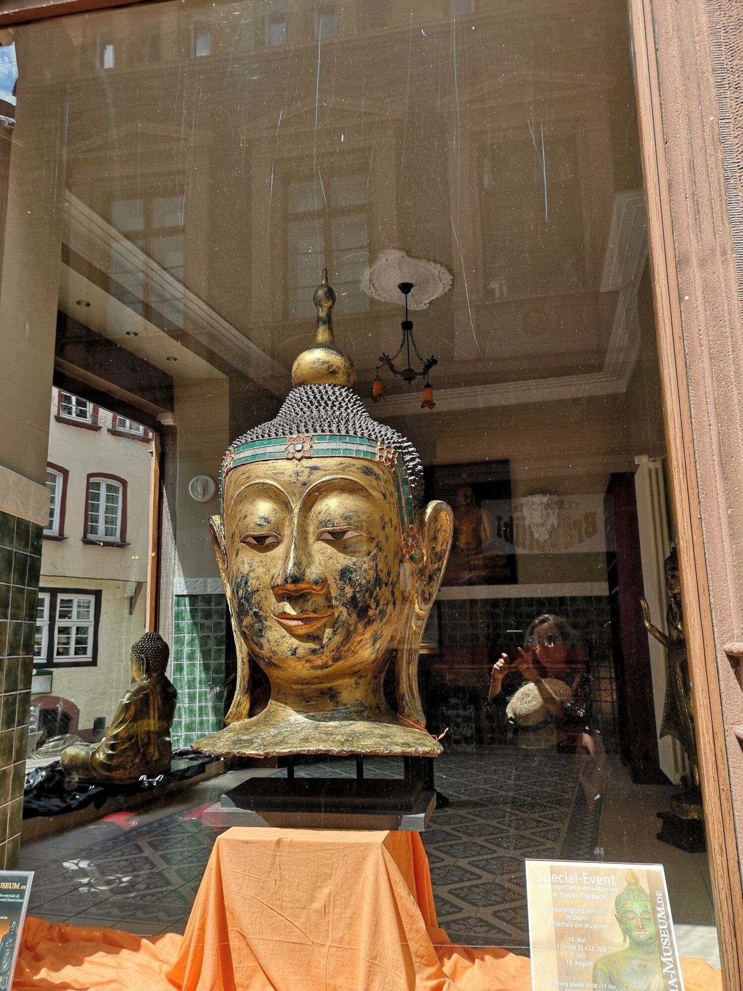 Buddha-Museum in Traben-Trarbach - Mosel