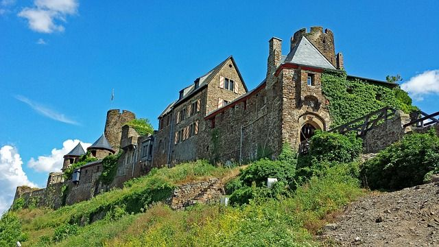 Burg Thurant in Alken